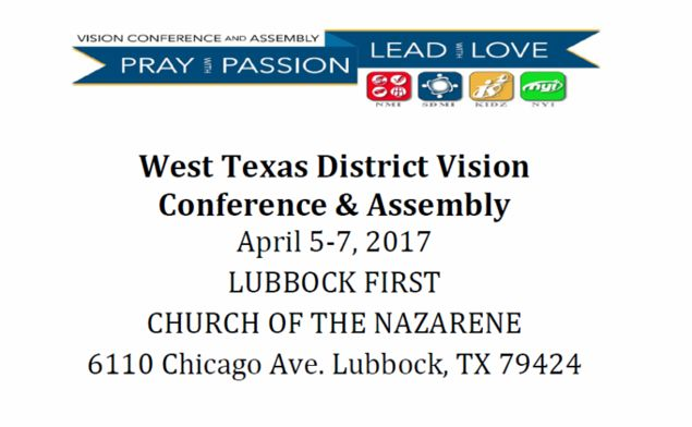 2017 Vision Conference